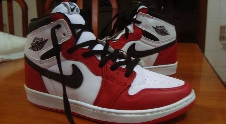 a3681f4bc56 Tênis Nike Air Jordan 1 Retrô - R  270