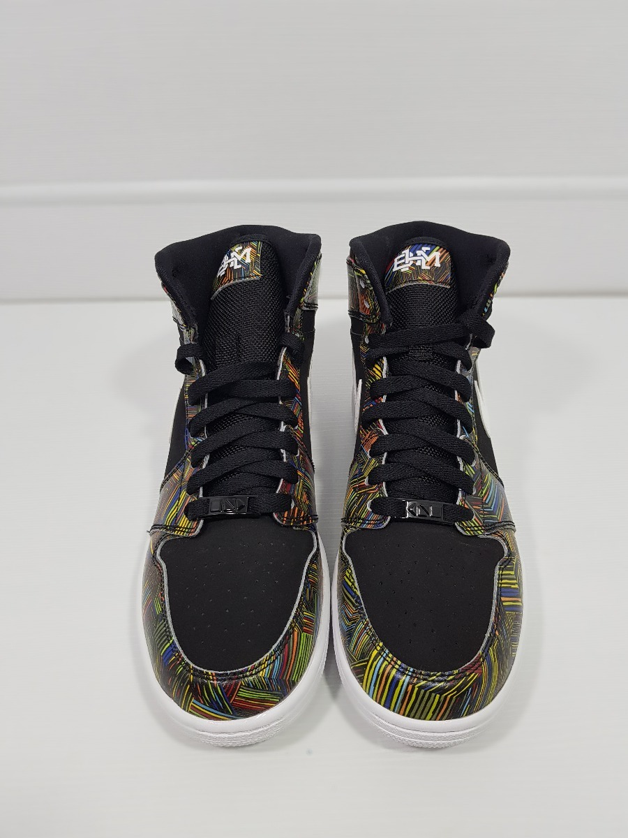Bhm Nike Jordan Retro Original Tênis High Basquete Air 1 uTFKJc31l