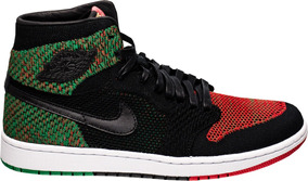 45291a61139 Tênis Nike Air Jordan 1 Retro High Flyknit Bhm Masculino
