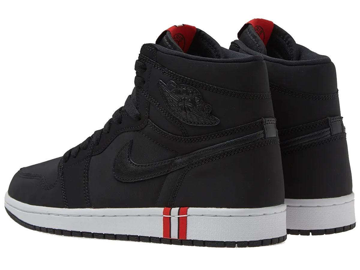 quality design 80a55 0bd08 Tênis Nike Air Jordan 1 Retro High Og Paris Saint-germain