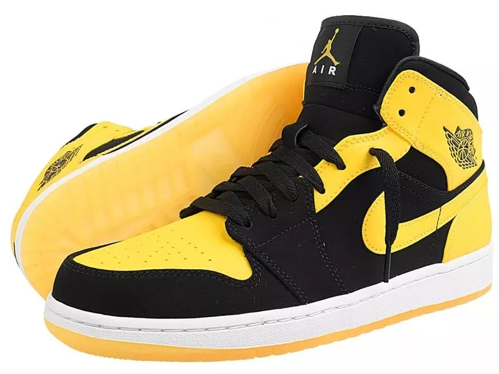 021fe033d97 Tênis Nike Air Jordan 1 Retro Mid New Authentic