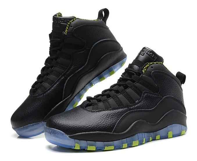 quality design 4ab19 1ab14 Tênis Nike Air Jordan 10 Retro Venom Original