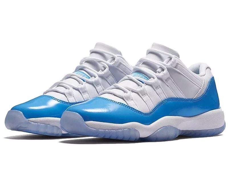 11b9c780c22 tênis nike air jordan 11 retro low unc basket pronta entrega. Carregando  zoom.