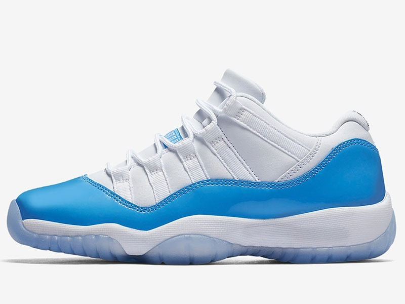798d41454f3 tênis nike air jordan 11 retro low unc og basketball. Carregando zoom.
