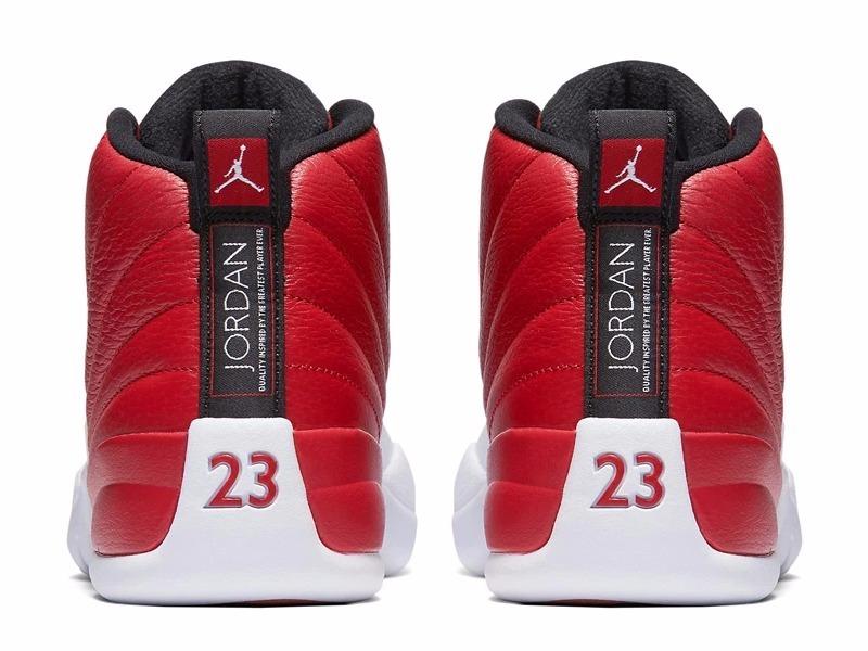 Tênis Nike Air Jordan 12 Retro Alternate Gym Red c68f926e63