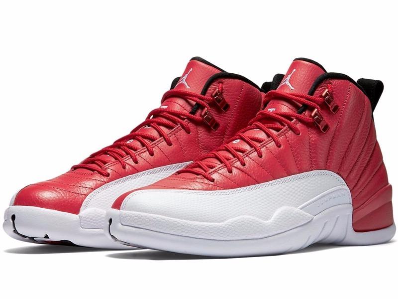 1201987c06c Tênis Nike Air Jordan 12 Retro Alternate Gym Red