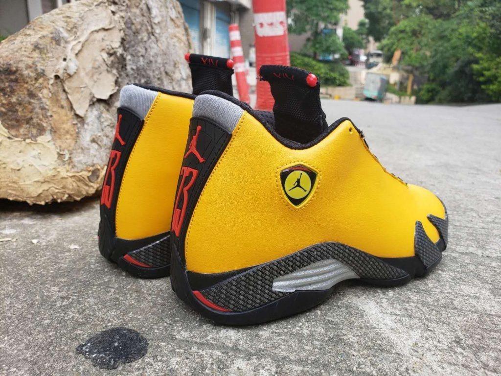 online store 49656 642d6 Tênis Nike Air Jordan 14 Retro Ferrari Reverse Original