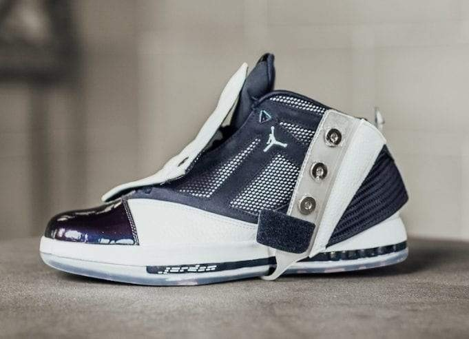 3d8bcaf54fe Tênis Nike Air Jordan 16 Retro Midnight Navy Promocao Novo - R  429 ...