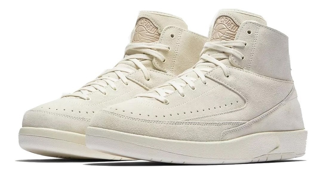 buy online 6b584 e13ca Tênis Nike Air Jordan 2 Retro Deconstructed Sail Basketball