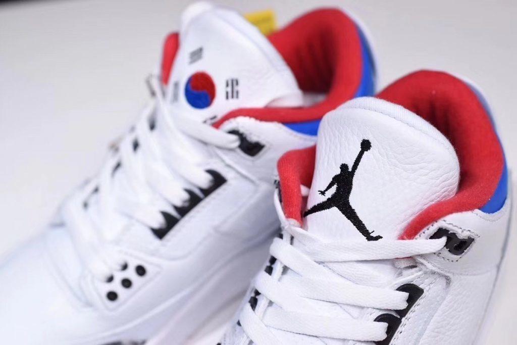 newest 459c5 fa9fa Tênis Nike Air Jordan 3 Retro Seoul Korea Original