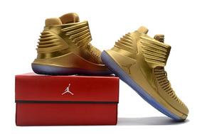 9ec54913b1b Tênis Nike Air Jordan 32 Xxxii Masculino Basquete Especial. R  659