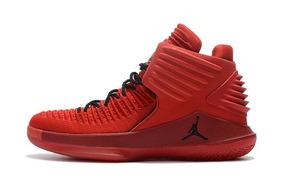 97f7a46b77f Tênis Nike Air Jordan 32 Xxxii Masculino Basquete Red