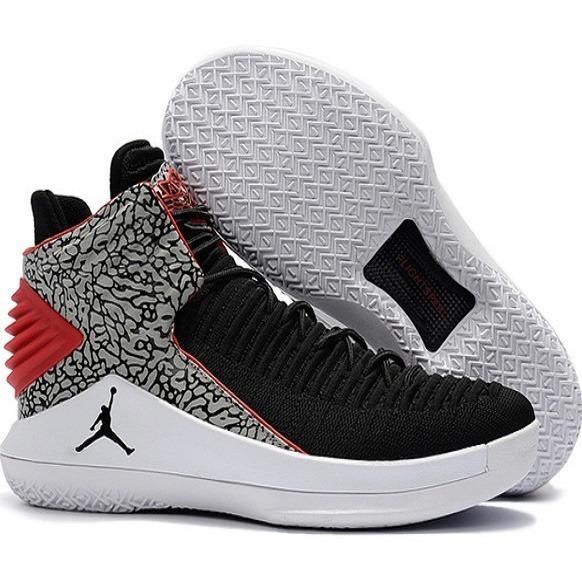 5d8c8007bc0 Tênis Nike Air Jordan 32 Xxxll Original Aj Xxxl 31 Importado - R ...