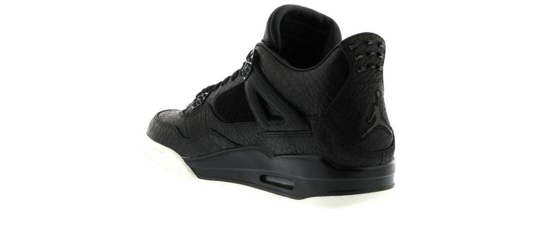 Hair Tênis Black Pony Nike Air Encomenda Sob Jordan 4 DYWEI2H9