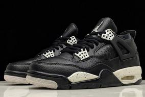 c415b92f Tenis Air Jordan Retro 4 Preto - para Masculino Nike com o Melhores ...