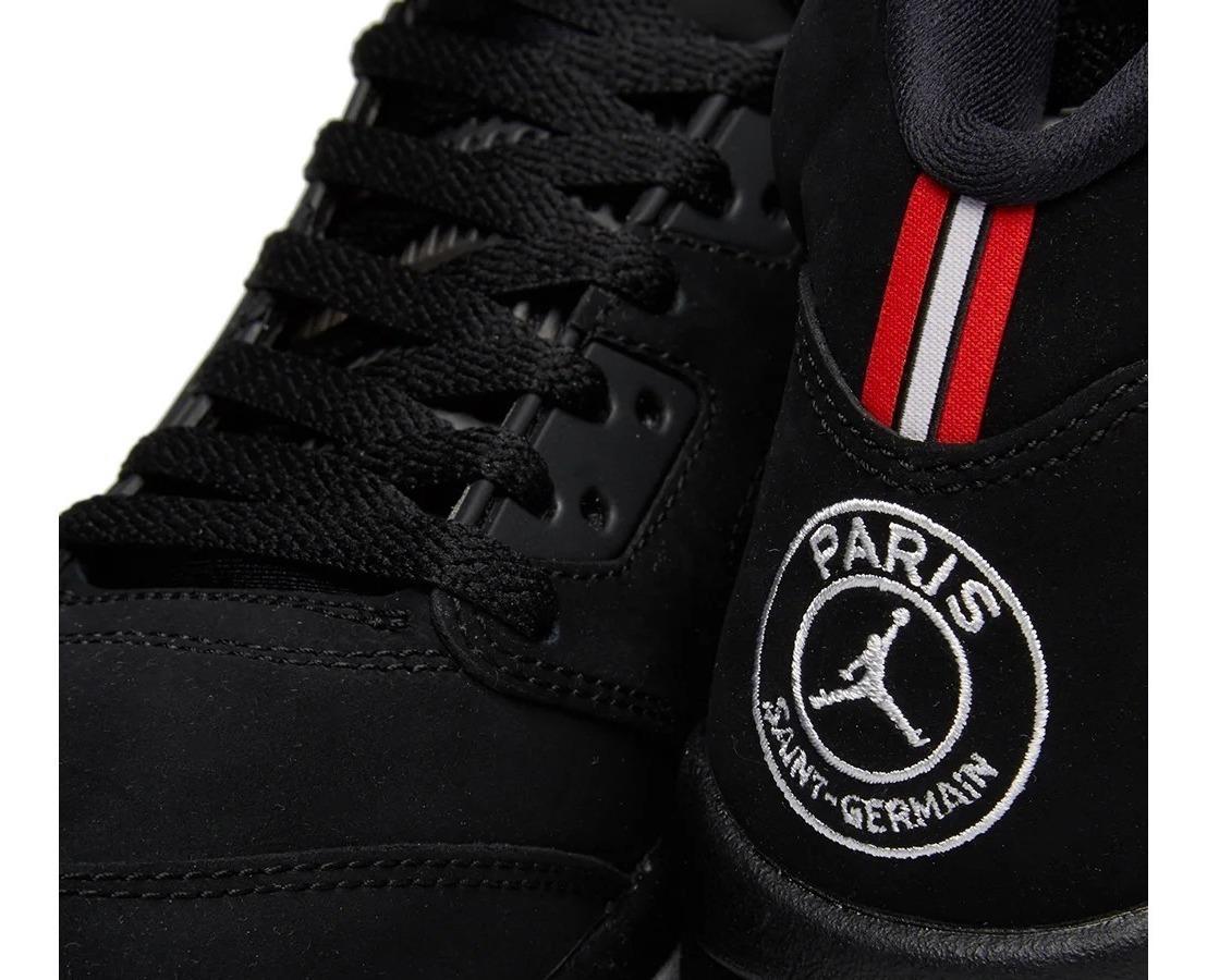 the latest c7218 c4818 Tênis Nike Air Jordan 5 Retro Bcfc Psg Paris Saint-germain