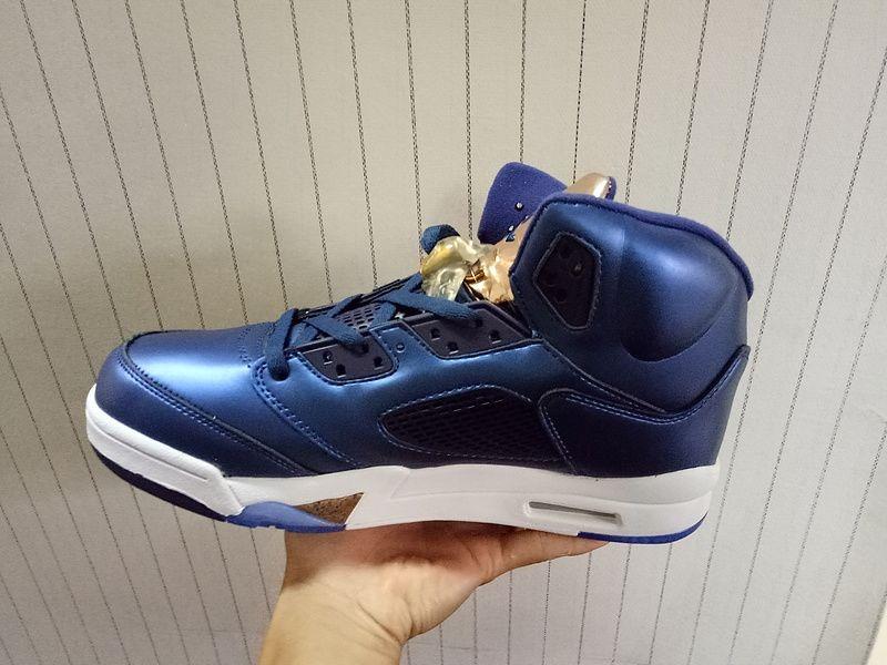 new style 91b61 60976 Tênis Nike Air Jordan 5 Retro Bronze Original