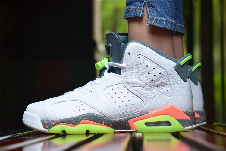newest 05006 0d7f2 Tênis Nike Air Jordan 6 Retrô Gs Infantil 384665-114 - R 299,00 em Mercado  Livre