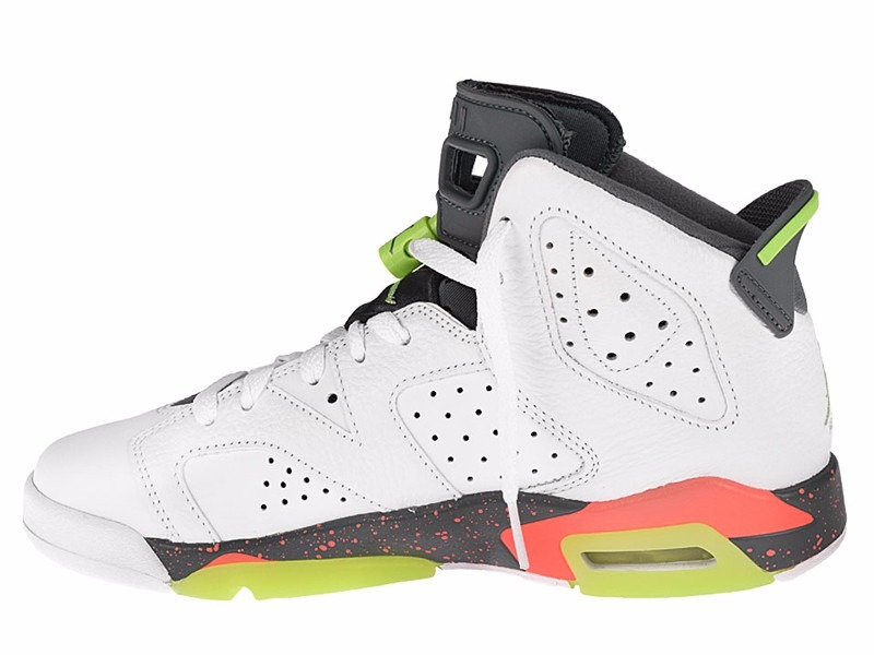 low priced fab4c ab0c0 tênis nike air jordan 6 retro bg hasta mango basketball. Carregando zoom.