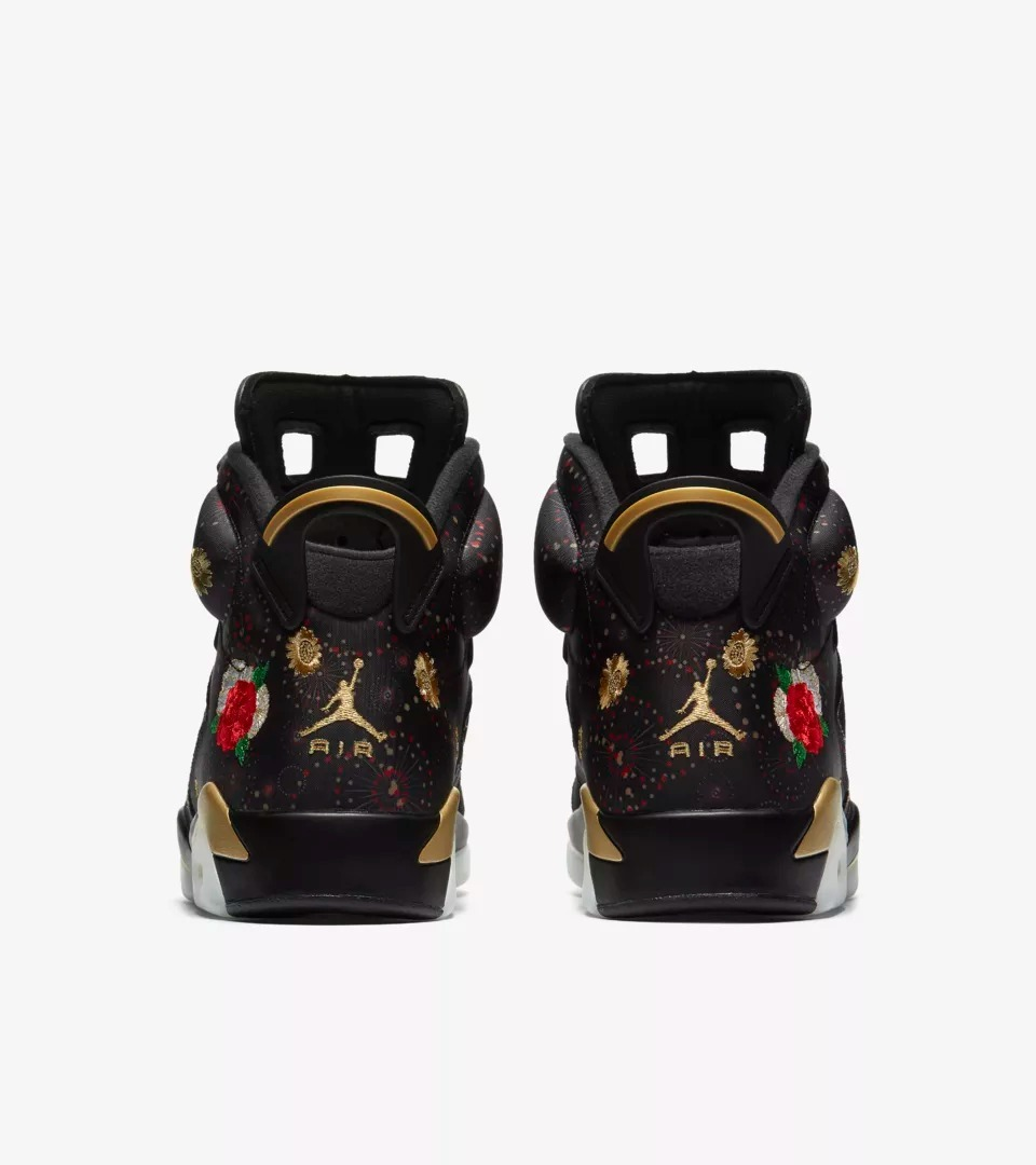 on sale f6dc9 8fb7e Tênis Nike Air Jordan 6 Retro Chinese New Year - Original!!!