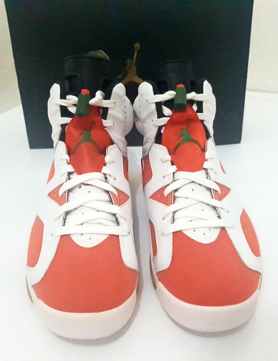 best sneakers b2f3f 32f29 Tênis Nike Air Jordan 6 Retro Gatorade - 41