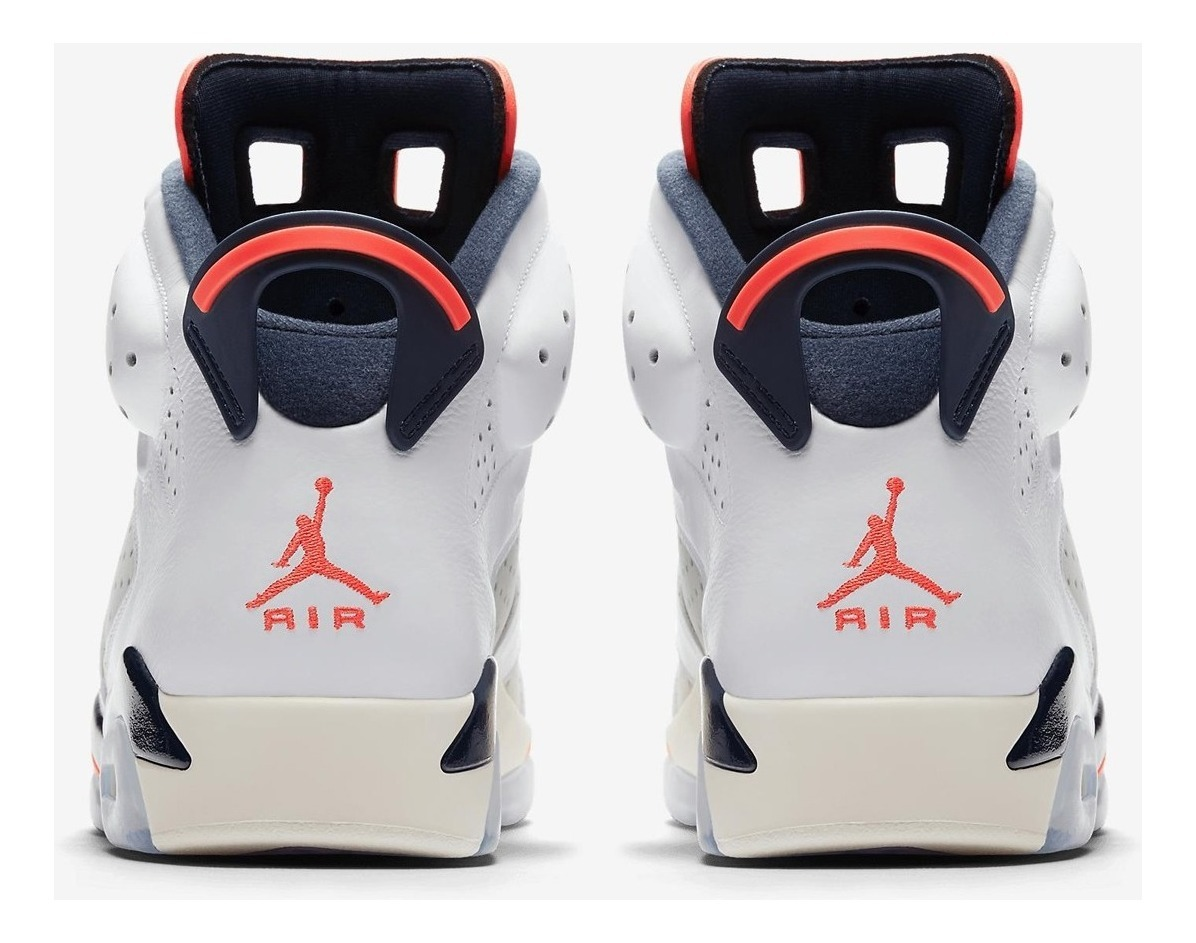 factory price 4f12c 109c5 Tênis Nike Air Jordan 6 Retro Tinker Hatfield
