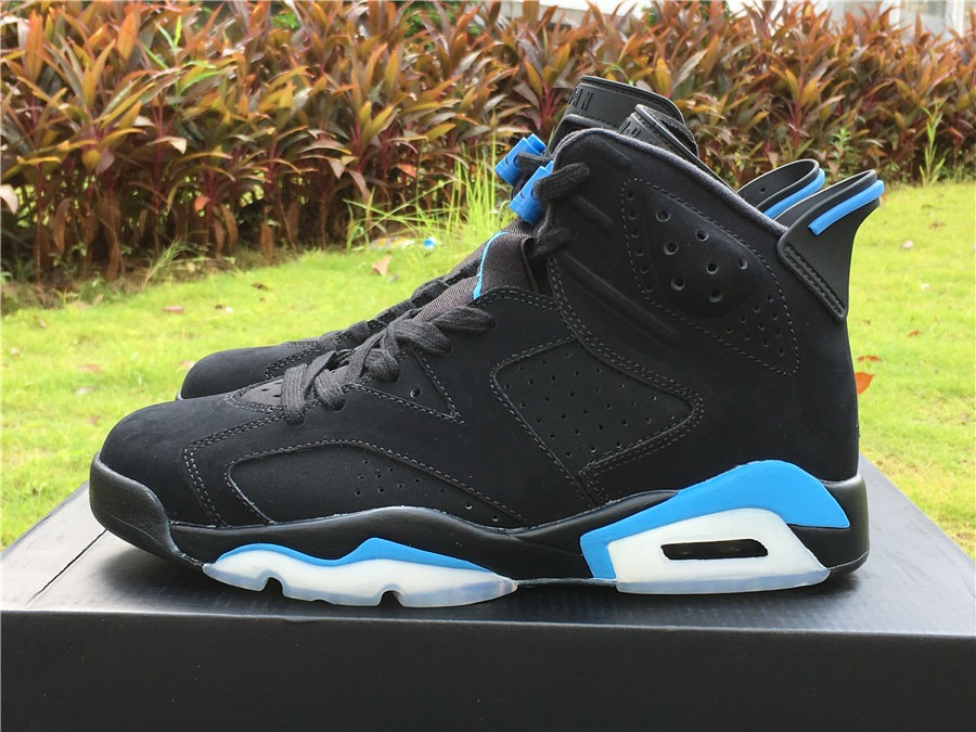 best deals on fa858 3d46a Tênis Nike Air Jordan 6 Retro Unc Original