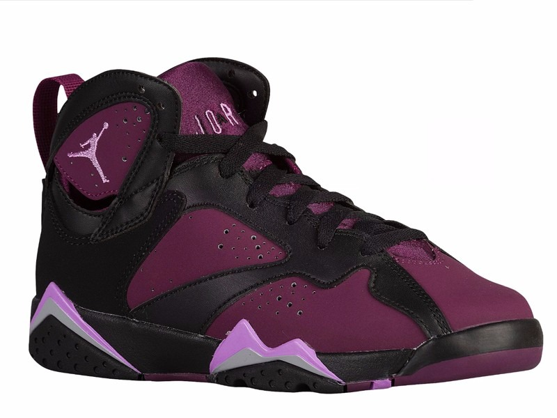 chaussures de sport 3bb81 62703 Tênis Nike Air Jordan 7 Retro Basket Mulberry Gs Authentic