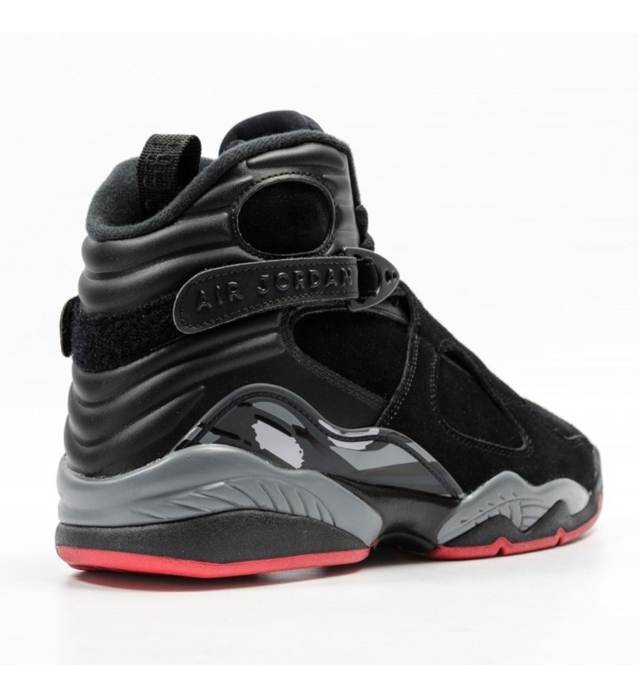 super popular f631d 9b15e Tênis Nike Air Jordan 8 Retro Alternate Bred Cement Original