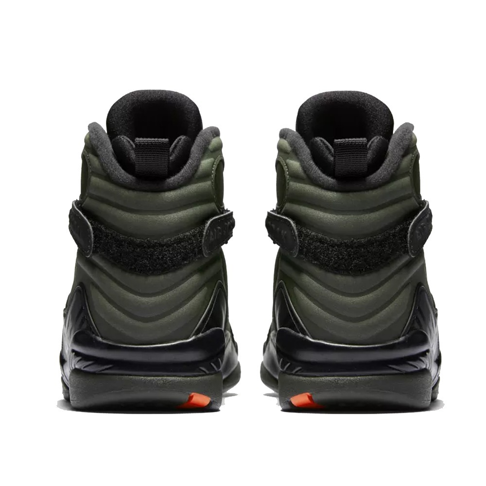 on sale 8961b 6ec9e tênis nike air jordan 8 retro take flight sequoia undefeated. Carregando  zoom.