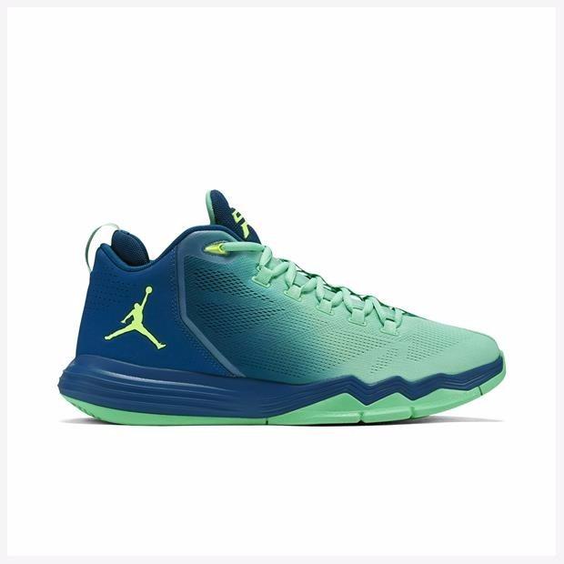 chaussures de séparation 8581c 76ff4 Tênis Nike Air Jordan Cp3 Ix Ae Infrared Green -nba Basquete