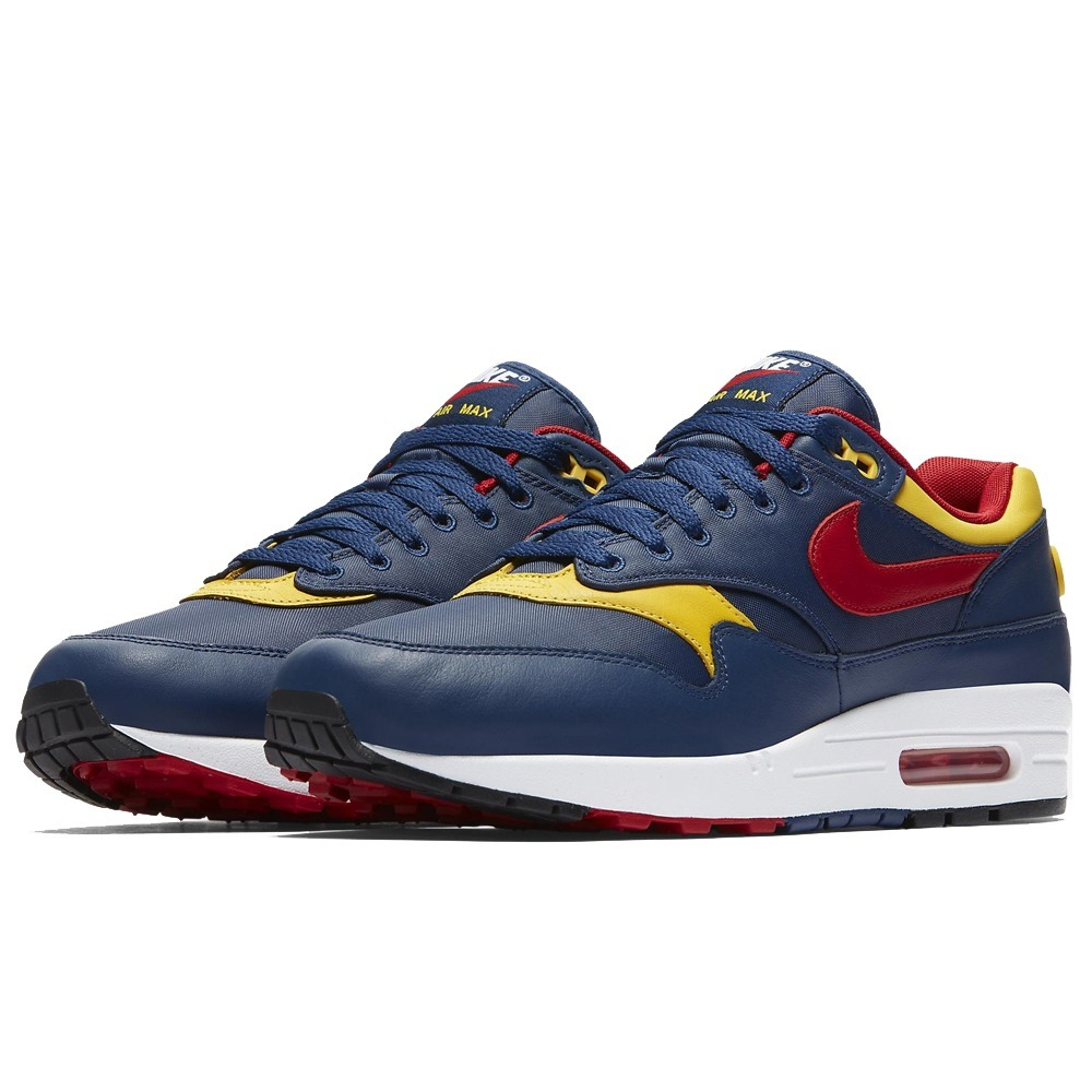 tênis nike air max 1 premium snow beach just do it. Carregando zoom. f9b595acd25bc