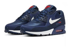 revendeur 5cf3f 82a2b Tênis Bmw Azul Marinho Nike Air Max Polyester - Tênis Nike ...