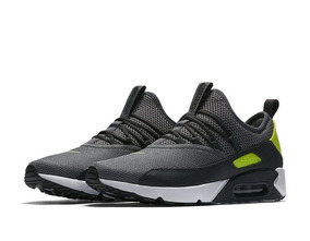 838b680ff2f Tênis Nike Air Max 90 Ez Cinza E Verde - Pronta Entrega!