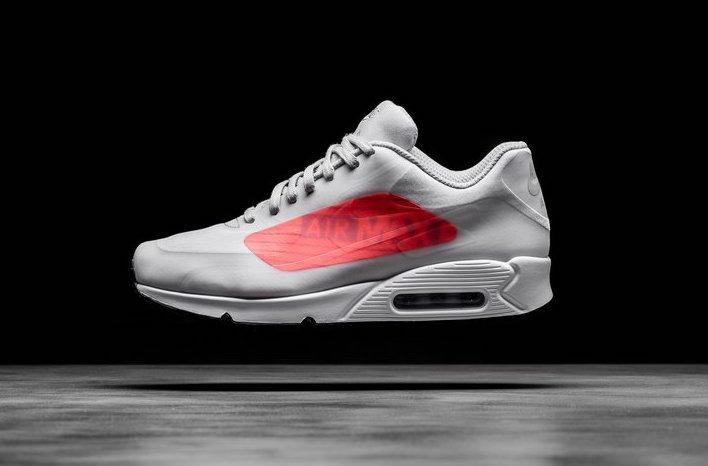 check out d413a f7dc7 Tênis Nike Air Max 90 Ns Gps Big Logo - 100% Original - R  589,90 em  Mercado Livre
