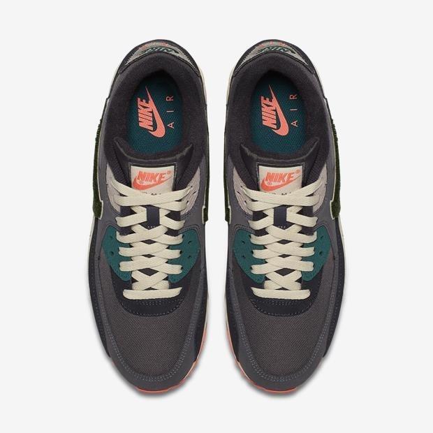 b3813d9fb3e Tênis Nike Air Max 90 Premium Special Edition Masculino - R  550