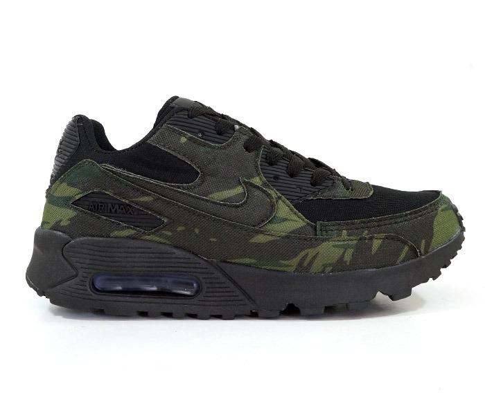 ... cheap tênis nike air max 90 preto e verde camuflado 26153 ace2a 92c119ca27a22