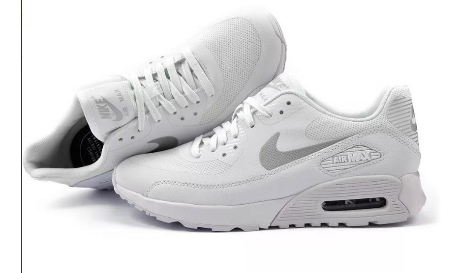 Tênis Nike Air Max 90 Ultra 20 Branco Feminino Original