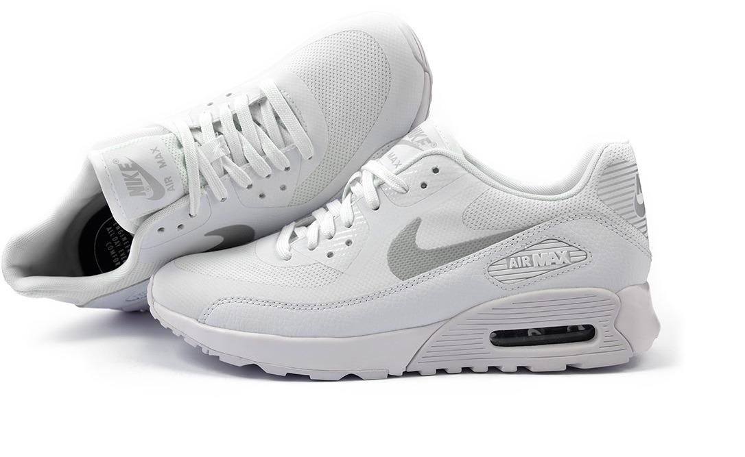 b42f8831053 Tênis Nike Air Max 90 Ultra 2.0 Branco Original + Brinde! - R  550 ...