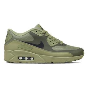 e3755402400 Tenis Nike Air Max 90 Verde Limao Outras Marcas - Calçados