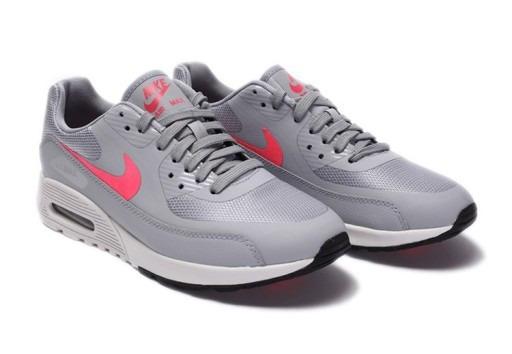 b5f1b729e Tênis Nike Air Max 90 Ultra 2.0 Feminino Cinza Original! - R$ 550,00 ...