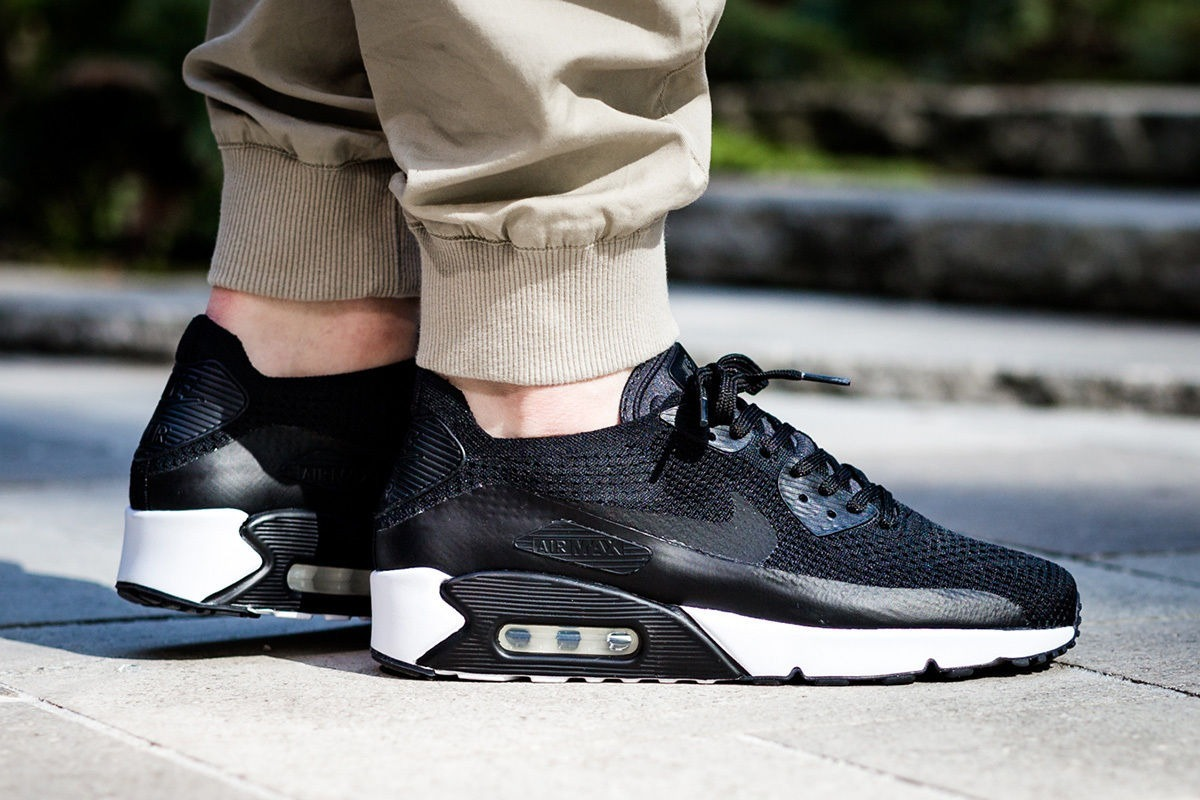 outlet store 6f8a2 3ea8e tênis nike air max 90 ultra 2.0 flyknit original + n f. Carregando zoom.