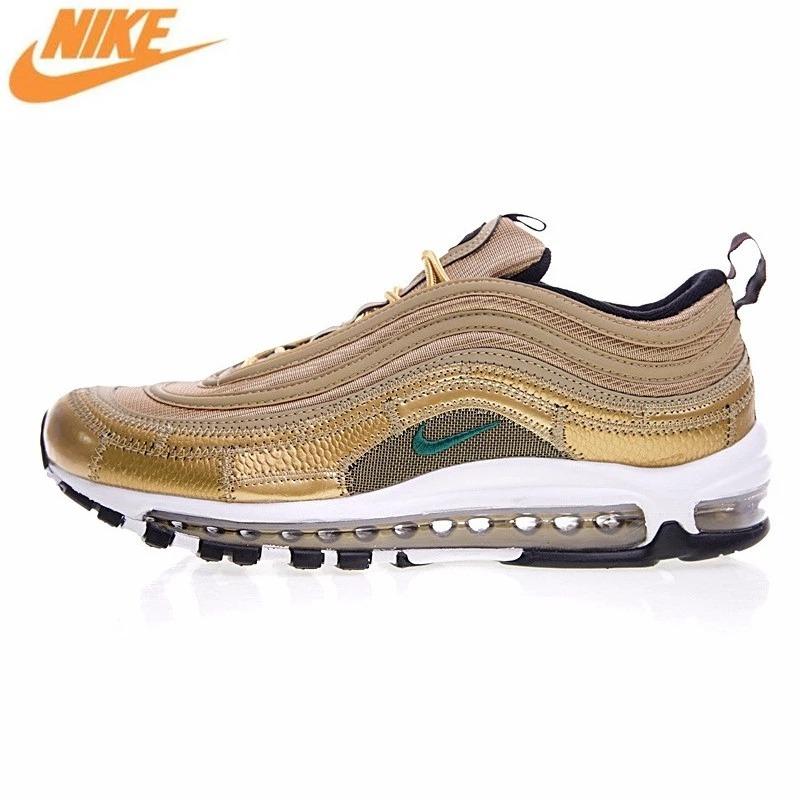 526621174ad Tênis Nike Air Max 97 Cr7 - Golden Patchwork Og (encomendo) - R ...