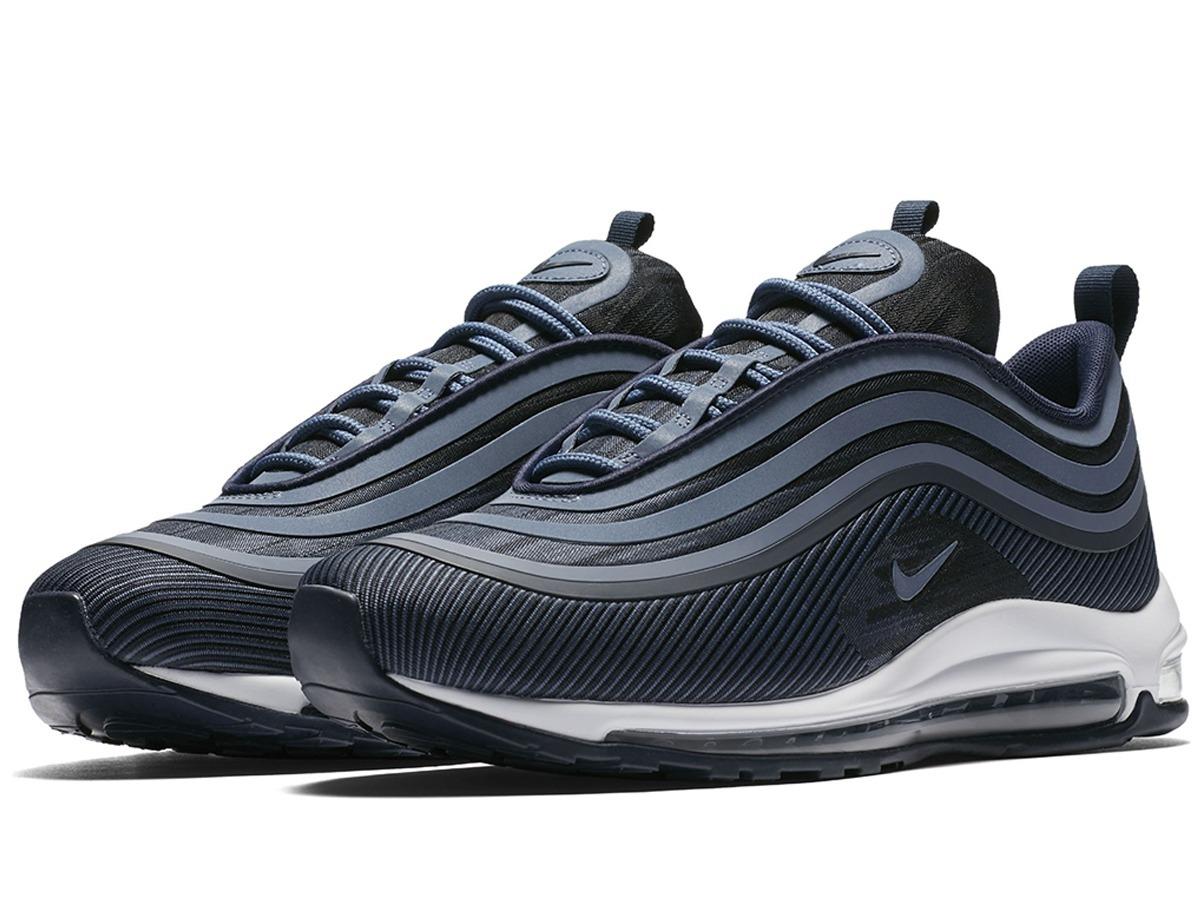 best service 4bbf7 b4800 Tênis Nike Air Max 97 Ul '17 Obsidian Diffused Blue - R$ 599,90 em ...