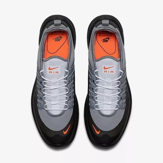 Tênis Nike Air Max Axis Preto Cinza Masculino - R  309 7576ac653b0ef