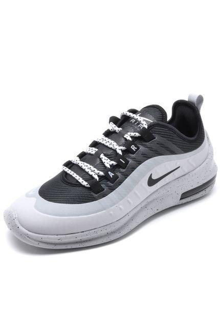 348f672958b40 Tênis Nike Air Max Axis Se Premium Cinza - R$ 399,90 em Mercado Livre