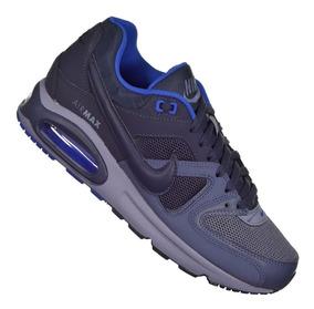 e6685485a Tenis Nike Air Max Azul Marinho - Tênis com o Melhores Preços no ...