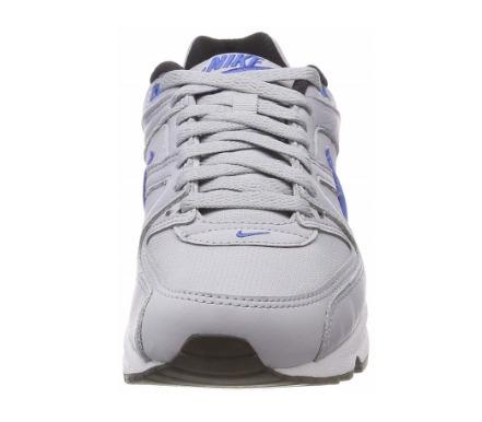 2b5f76ebb Tênis Nike Air Max Command Branco E Azul - R  429