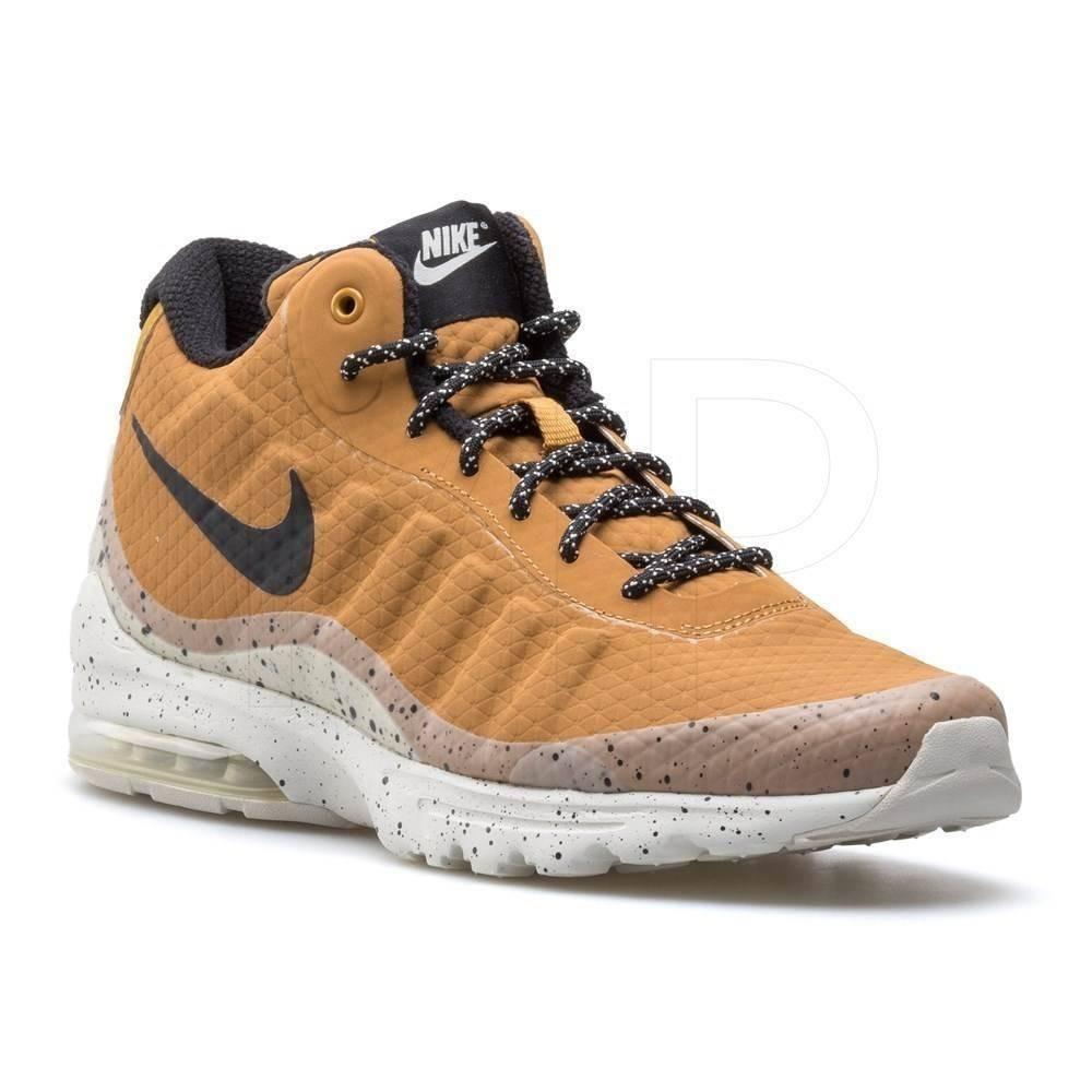 d63648339c38b Tênis Nike Air Max Invigor Mid Mostarda Nº 40 - R$ 369,99 em Mercado ...