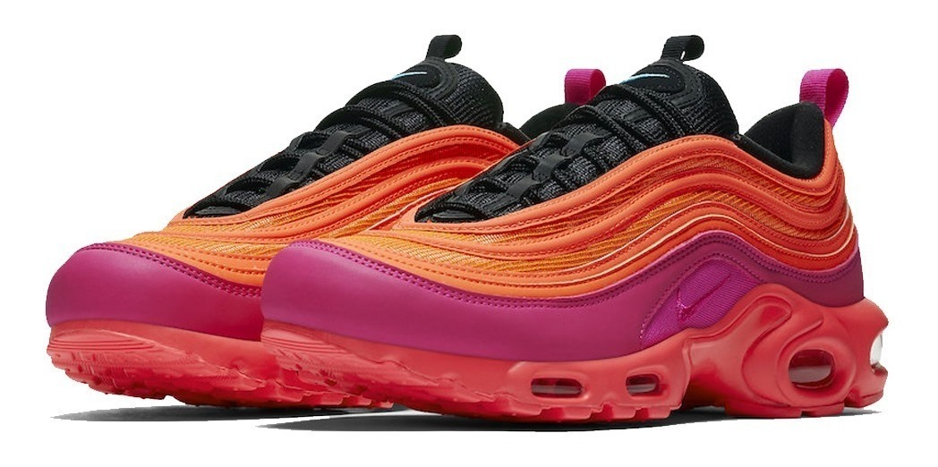 Tênis Nike Air Max Plus 97 Racer Pink Limited Edtion
